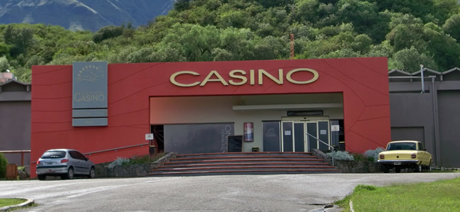 Primer Casino de Merlo