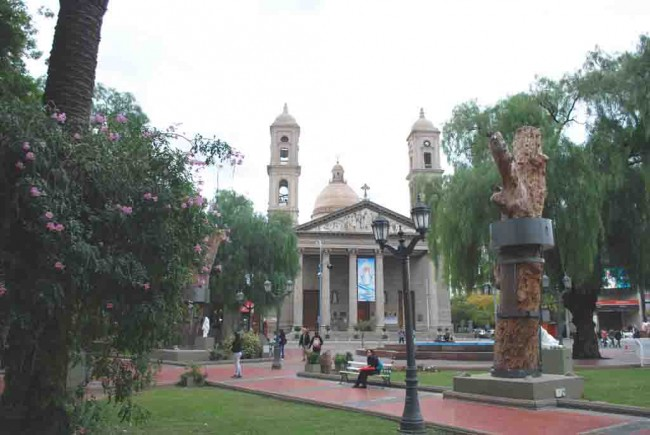 Plaza Catedral