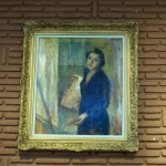Retrato en la Casa de Palmira Scrosoppi