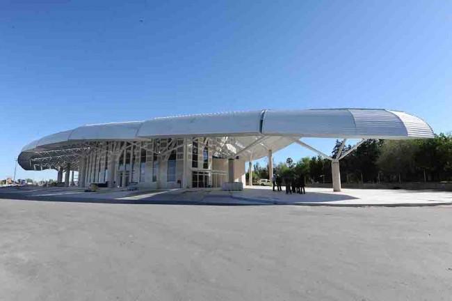 Nueva Terminal