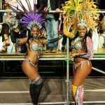 Bailarinas del Carnaval