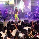 Carnaval en Juana Koslay. Grupos musicales
