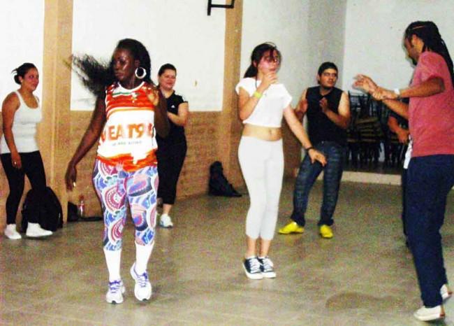 Taller de Samba