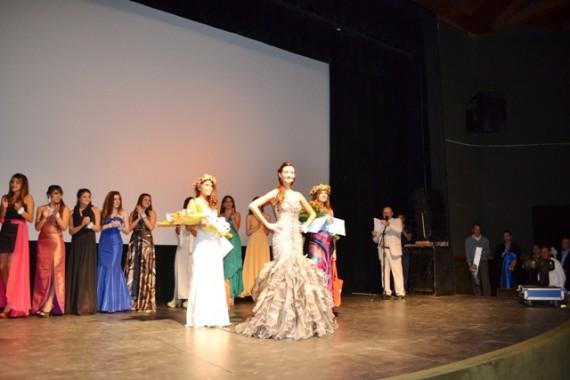 Participantes del certamen Reina del Turismo de la ciudad de San Luis
