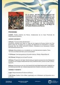 Invitación Encuentro de Historiadores Renca