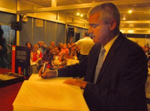 Vicegobernador de la provincia de San Luis, Ing. Jorge Díaz