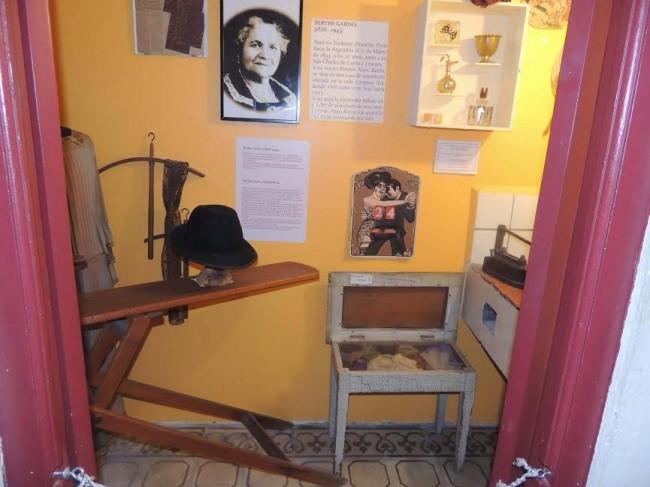 Casa Museo Carlos Gardel. Cocina