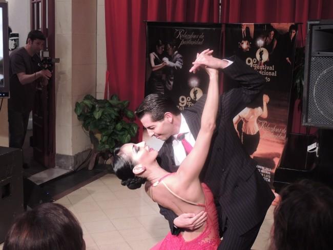 Festival Internacional de Tango en Justo Daract