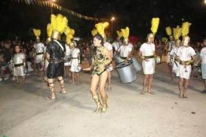Concarán celebra el carnaval sobre Avenida Mitre @ Corsódromo de Concarán.