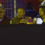 Gobernador Claudio Poggi, Senador Adolfo Rodríguez Saá y Sandra Correa (esposa del gobernador de San Luis)
