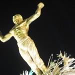 """Carroza alegórica """"Homenaje al Pueblo Puntano"""""""