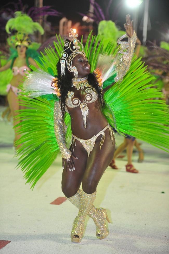 Pasista brasilera