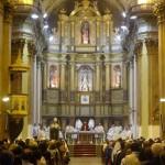 Misa Crismal en la Catedral 
