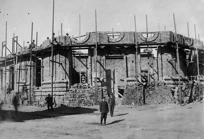 BCO NACION ACTUAL MUNICIPIO 1909