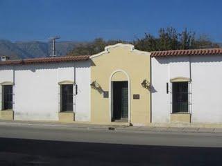 Casa de poeta Antonio Esteban Agüero
