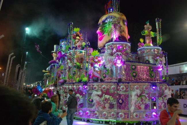 Carnaval de Río en San Luis 2015