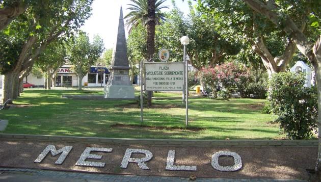 Merlo - San Luis