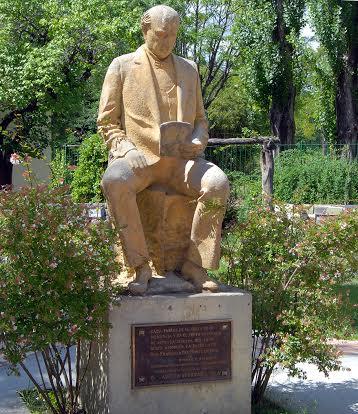 Monumento a Domingo Faustino Sarmiento