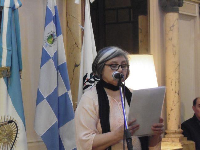 Dora Roldán - Crédito: Caminos Culturales