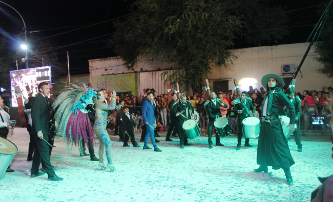 Carnaval de Villa Mercedes