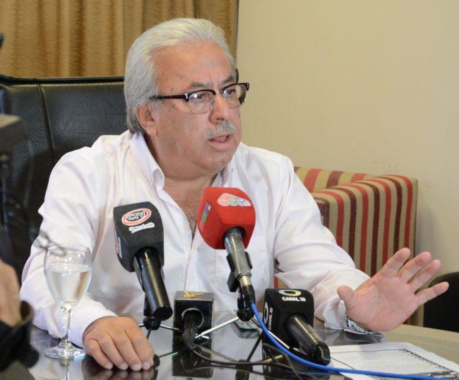 Ministro de Turismo, Aldo González Funes
